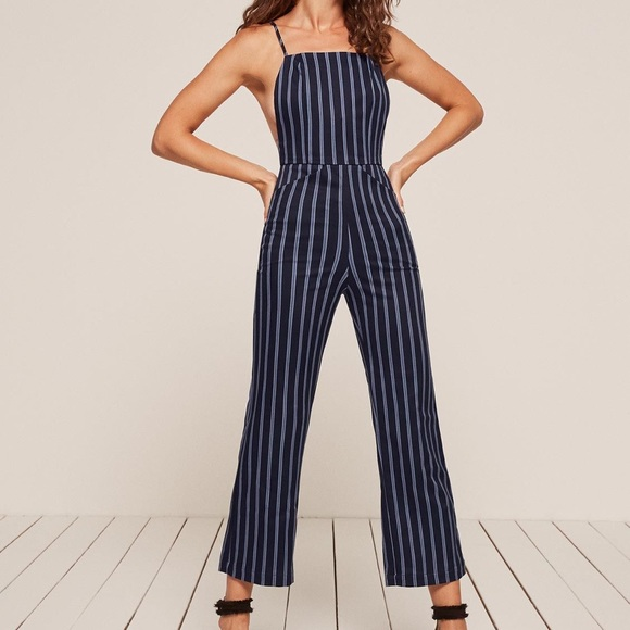 478ad4f54d83 Reformation Anderson Jumpsuit